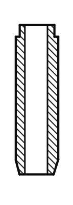 Направляюча клапана  арт. VAG96346