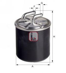 Топливный фильтр  арт. S2320NR