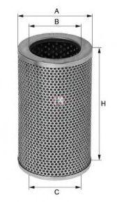 Фільтр гідросистеми DAF/MAN/MB/RENAULT
