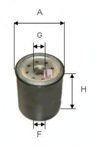 Топливный фильтр  арт. S4331NR