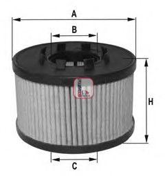 Масляный фильтр  арт. S5017PE