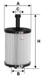 Масляный фильтр  арт. S5023PE