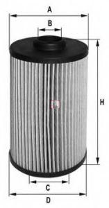 Масляный фильтр  арт. S5038PE