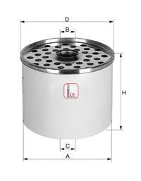 Топливный фильтр  арт. S8111NC