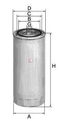 Топливный фильтр  арт. S8340NR