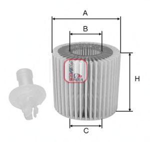 Масляный фильтр  арт. S5116PE