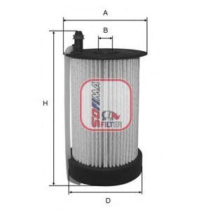 Фільтр палива SOFIMA S6031NE