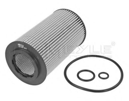 Фильтр масляный MB Sprinter/Vito CDI OM611/612/646  арт. 0140180012