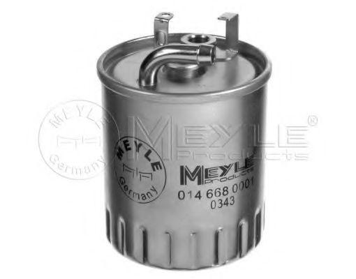 Фильтр топливный MEYLE 0146680001