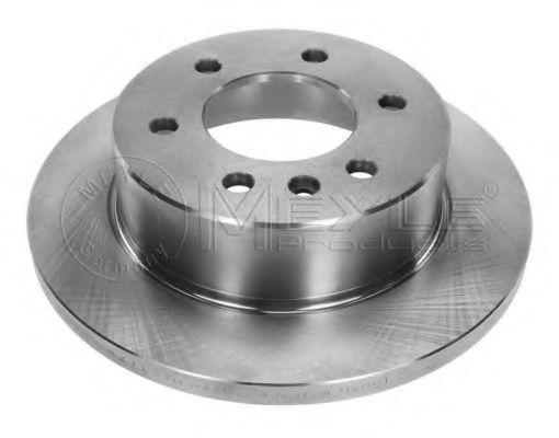Фото - Тормозной диск (задний мост) MEYLE - 0155232100
