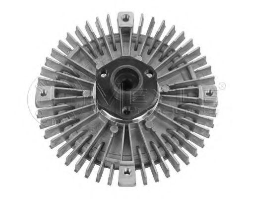 Вiскомуфта вентилятора Audi A6/A4/VW Passat 1.9TDI 00- MEYLE 1001210036
