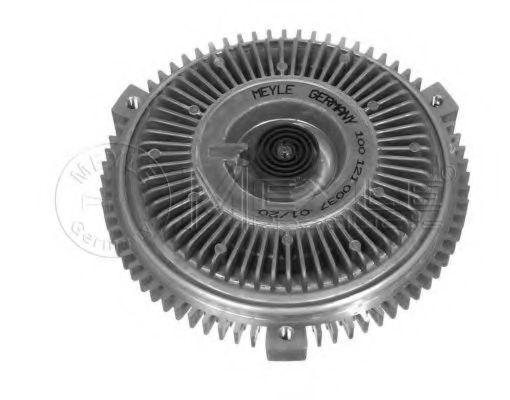 Муфта гідравлічна вентилятора радіатора VAG A4/A6/A8 2.5Tdi 97- MEYLE 1001210037