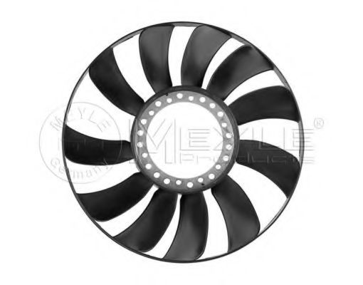 Крыльчатка вентилятора MEYLE 1001210071