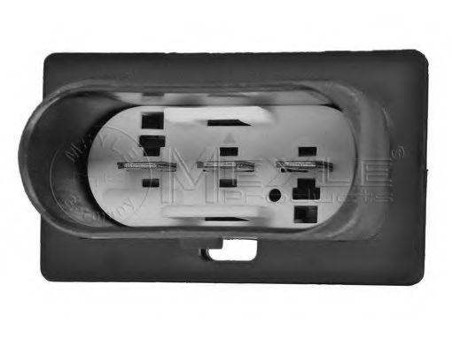 Вентилятор радиатора MEYLE 1002360000