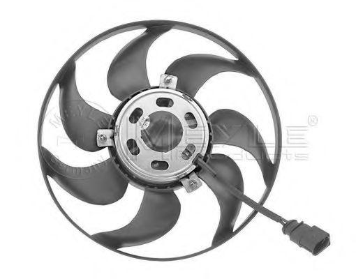 Вентилятор радиатора MEYLE 1002360003