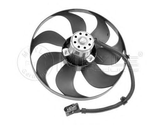 Вентилятор радиатора MEYLE 1002360009