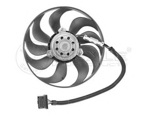 Вентилятор, охлаждение двигателя MEYLE 1002360035