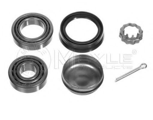 Фото - Підшипник маточини колеса, комплект (Задняя ось двусторонне) MEYLE - 1005980003