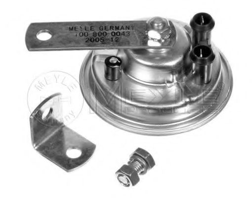 Звуковой сигнал Сигнал звуковой VW Caddy I/LT I/T2/T3 (низкий тон/335Hz) MEYLE арт. 1008000043