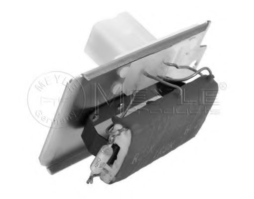 Сопротивление вентилятора салона MEYLE Резистор отопителя MEYLE арт. 1008400000