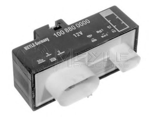 Блок керування вентилятором Skoda Fabia 1,9 01-/Audi A3 96- MEYLE 1008800000