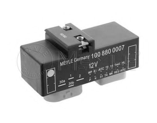 Блок управления вентилятором Блок управління MEYLE арт. 1008800007