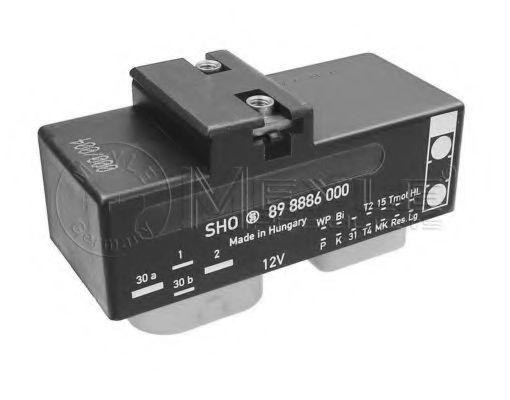 Блок управления вентилятором блок керування MEYLE арт. 1008800020