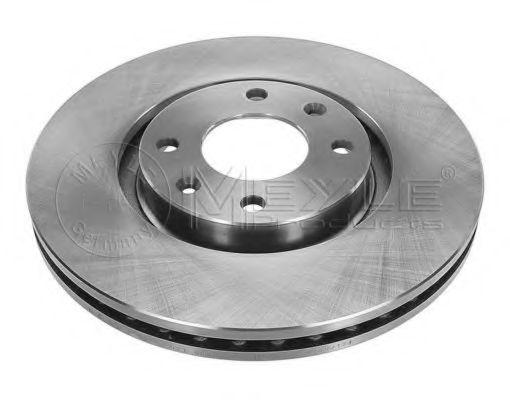 Тормозной диск MEYLE 11155210018