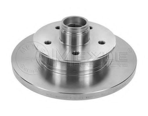 Тормозной диск передний MEYLE 1155211025