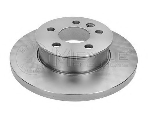 Тормозной диск передний MEYLE 1155211033