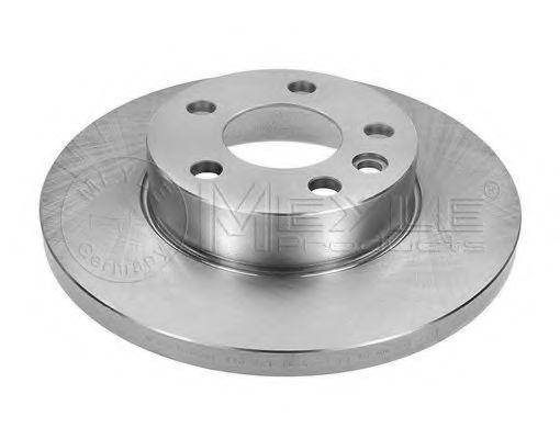 Тормозной диск передний MEYLE 1155211036