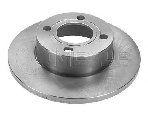 Тормозной диск передний MEYLE 1155211087