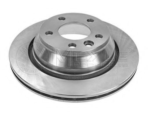 Фото - Тормозной диск (задний мост) MEYLE - 1155231116