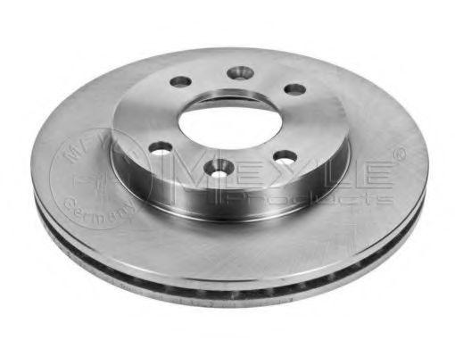 Тормозной диск передний MEYLE 16155210003