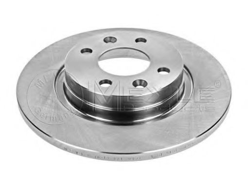 Тормозной диск передний MEYLE 16155210005