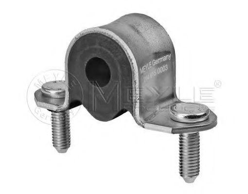 Втулка стабилизатора (переднего) Fiat Doblo 01- (d=12mm)  арт. 2146150003