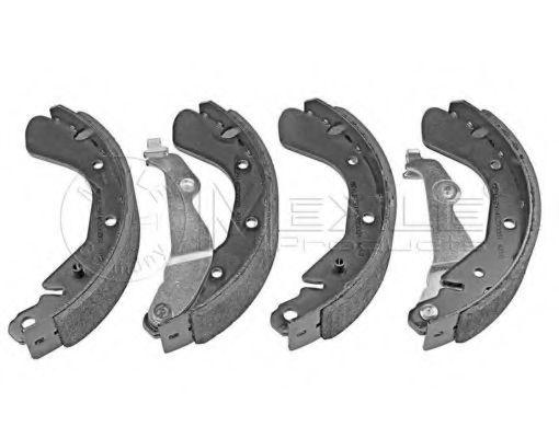 Колодки гальмівні задні / барабан / Chevrolet Aveo 2012- MEYLE 29145330001
