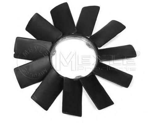 Крыльчатка вентилятора MEYLE 3001150002