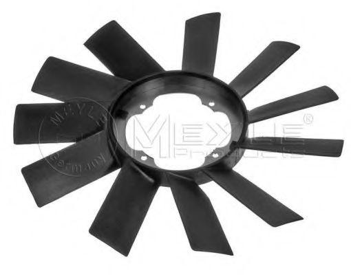 Крыльчатка вентилятора MEYLE 3001150004