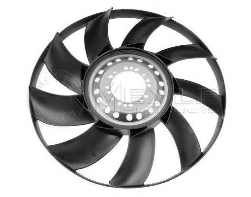 Крильчатка вентилятора MEYLE 3001150006