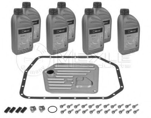 Комплект для замены масла АКПП BMW 5 (E39)/7 (E38)/X5 (E53) -03  арт. 3001350002