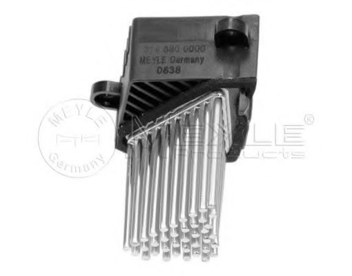 Блок управление отоплением Блок управления отопление/вентиляция MEYLE арт. 3148800000