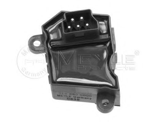 Блок управления отопление/вентиляция MEYLE 3148800000