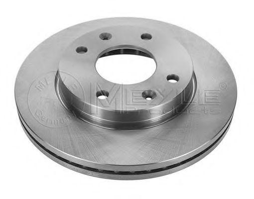 Тормозной диск вентилируемый передний HYUNDAI Elantra I, Matrix  арт. 37155210021
