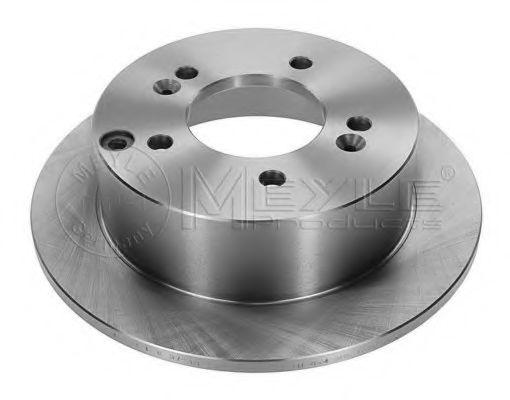 Тормозной диск задний MEYLE 37155230008