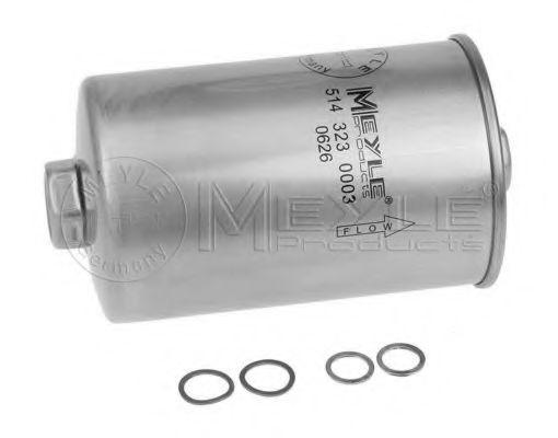 Фильтр топливный Ford Transit 2.0-2.9 (бензин) (h=151mm)  арт. 5143230003