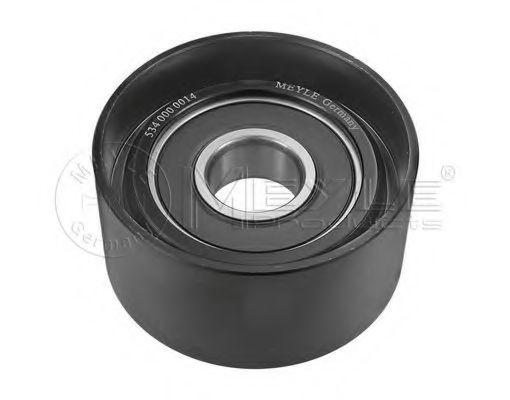 Tension roller, ribbed belt MEYLE арт. 5340000014