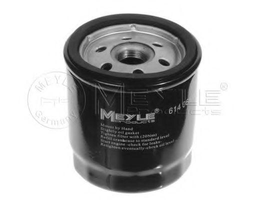 Фильтр масляный Opel benzin 85-  арт. 6140650004