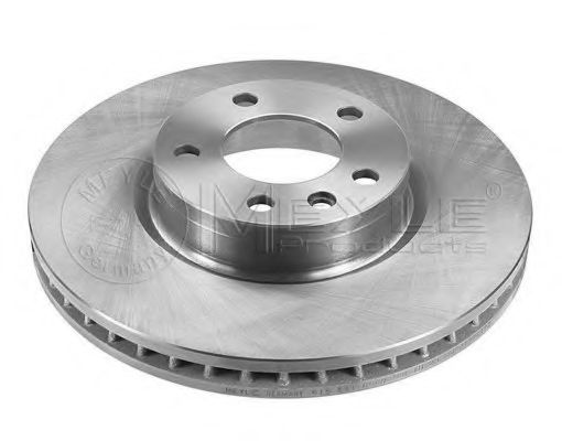Тормозной диск MEYLE 6155216009