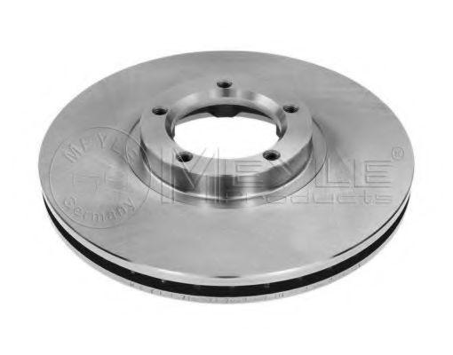 Тормозной диск передний вентилируемый MEYLE 7155217009